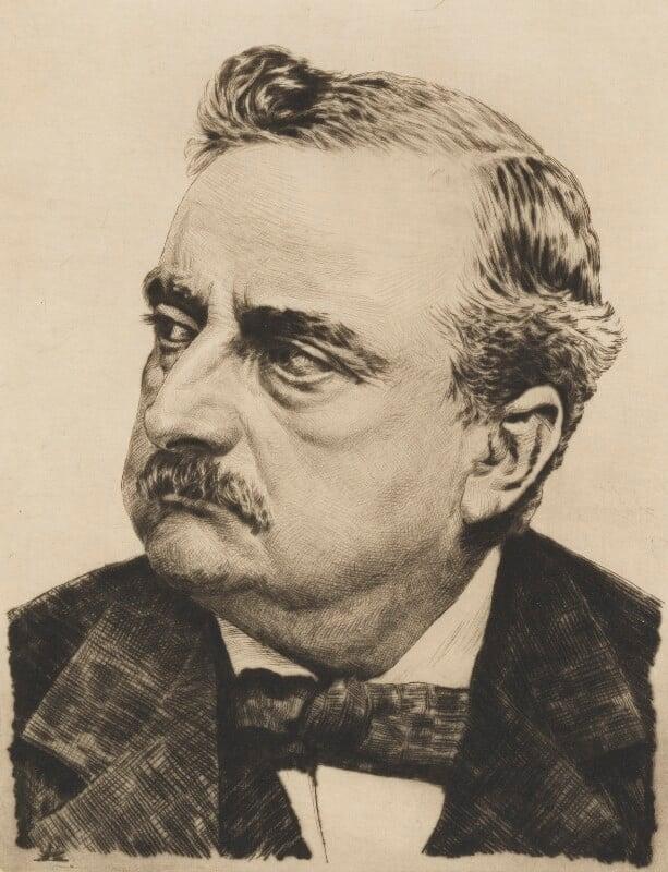 John Edward Redmond, by John George Day, 1913 - NPG 2916a - © National Portrait Gallery, London