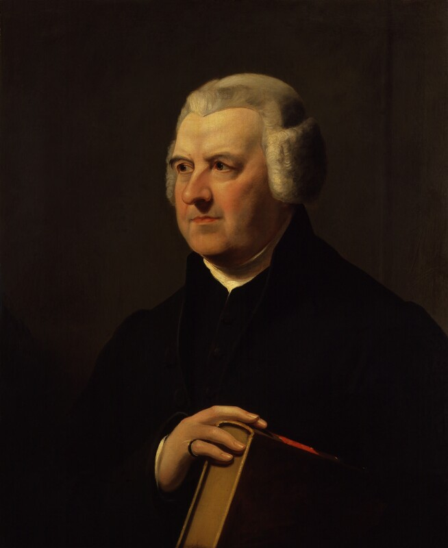 Abraham Rees, by James Lonsdale, circa 1802 - NPG 564 - © National Portrait Gallery, London