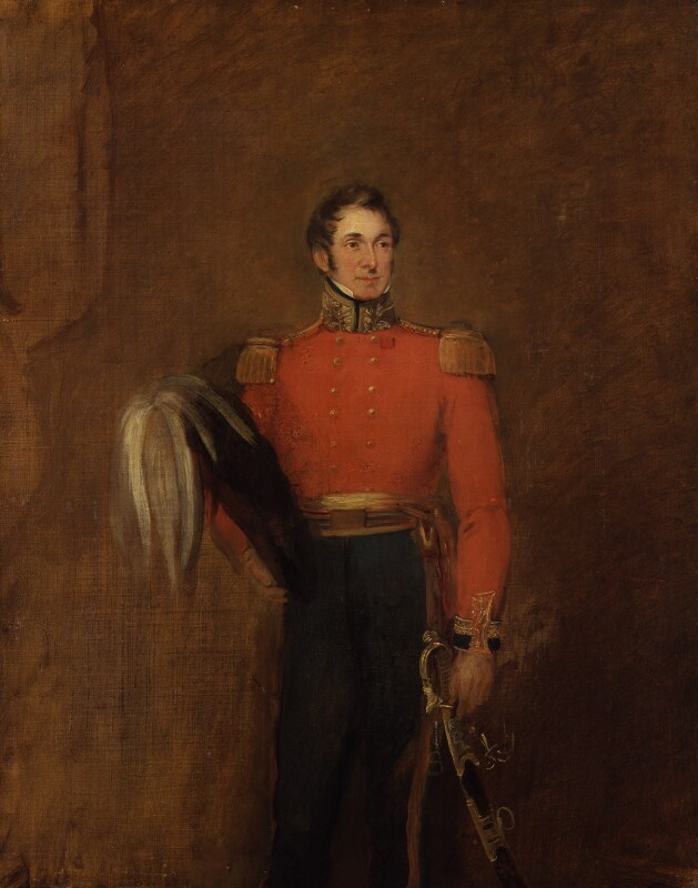 John Reeve, by William Salter, circa 1841 - NPG 3744 - © National Portrait Gallery, London