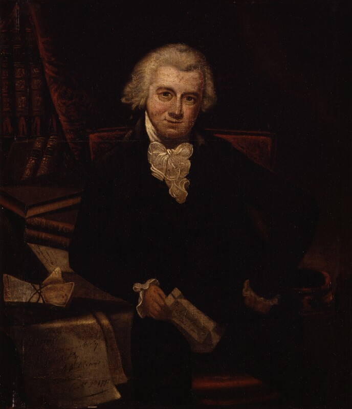 John Reeves, after Thomas Hardy, based on a work of 1792 - NPG 2633 - © National Portrait Gallery, London