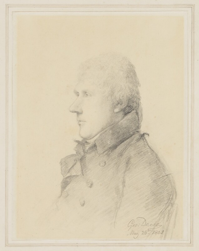 John Rennie Sr, by George Dance, 1803 - NPG 1154 - © National Portrait Gallery, London