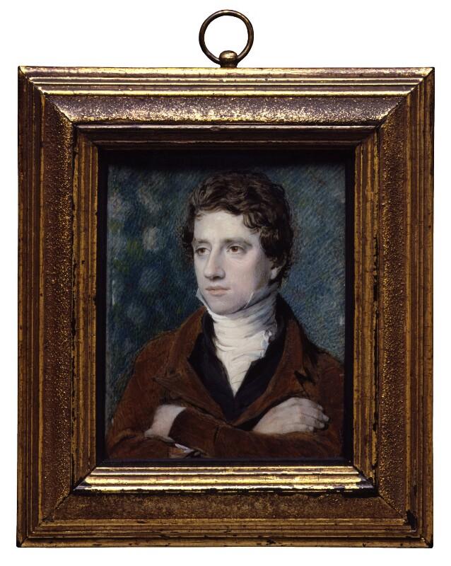 John Hamilton Reynolds, by Joseph Severn, 1818 - NPG 5052 - © National Portrait Gallery, London