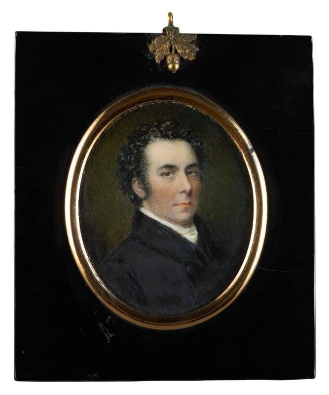 Samuel William Reynolds, by Elizabeth Walker (née Reynolds), circa 1830? - NPG 2123 - © National Portrait Gallery, London