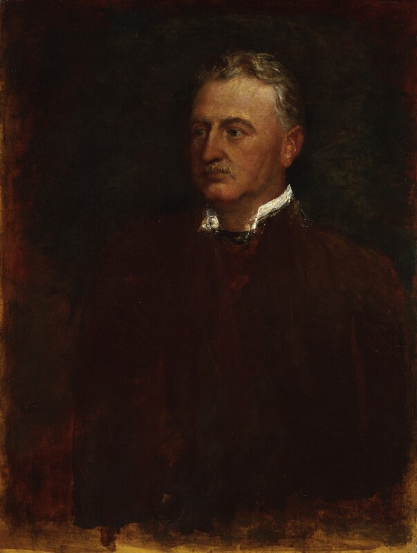 Cecil John Rhodes, by George Frederic Watts, 1898 - NPG 1407 - © National Portrait Gallery, London