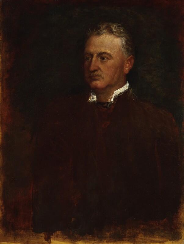 Cecil John Rhodes, by George Frederic Watts, 1898 - NPG 1407 - © National Portrait Gallery, London