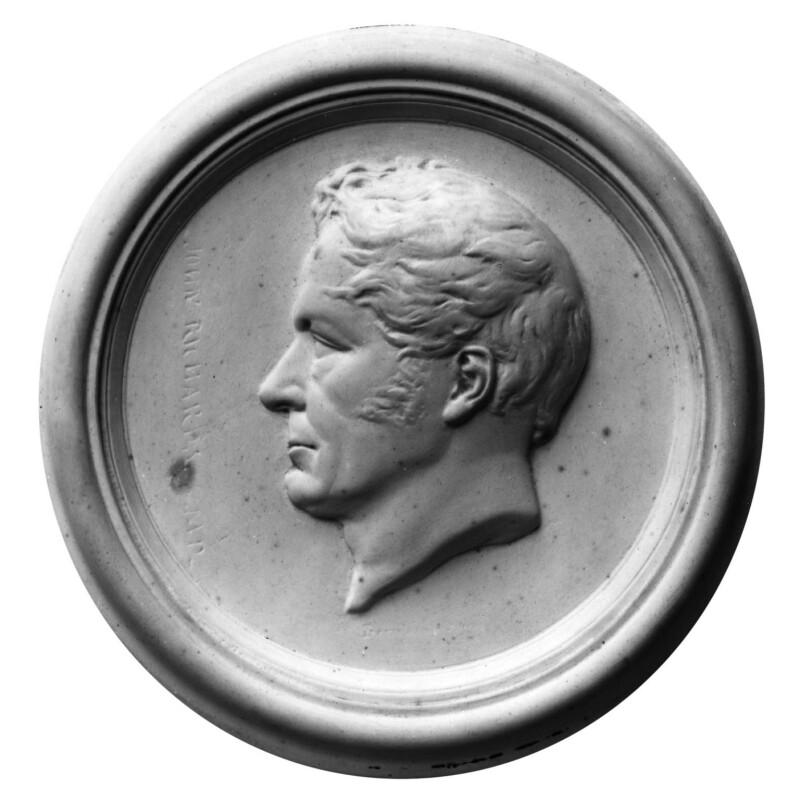 Sir John Richardson, by Bernhard Smith, 1842 - NPG 888 - © National Portrait Gallery, London