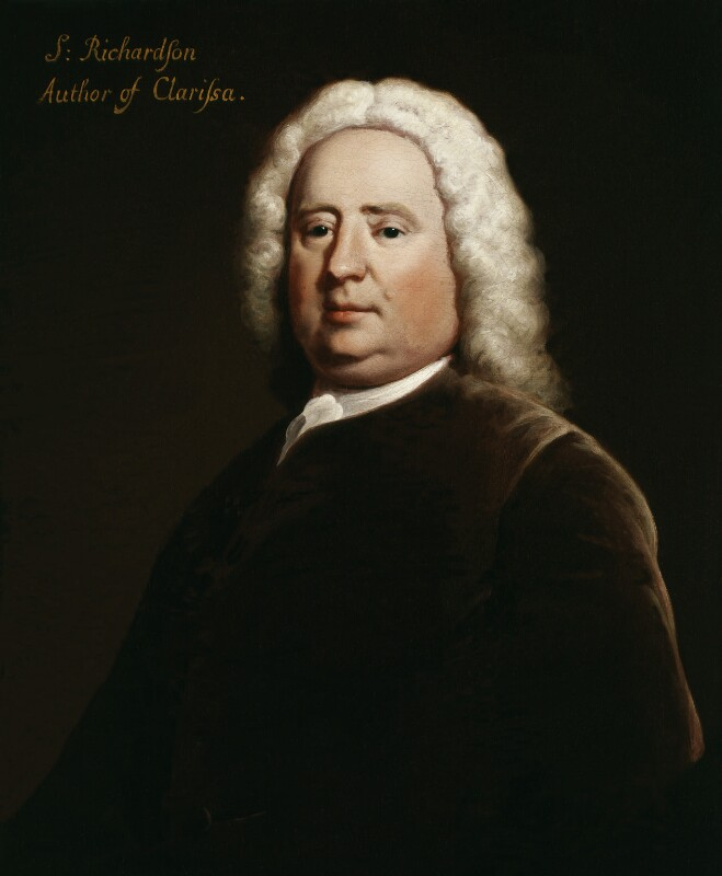 Samuel Richardson, by Joseph Highmore, circa 1747 - NPG 161 - © National Portrait Gallery, London
