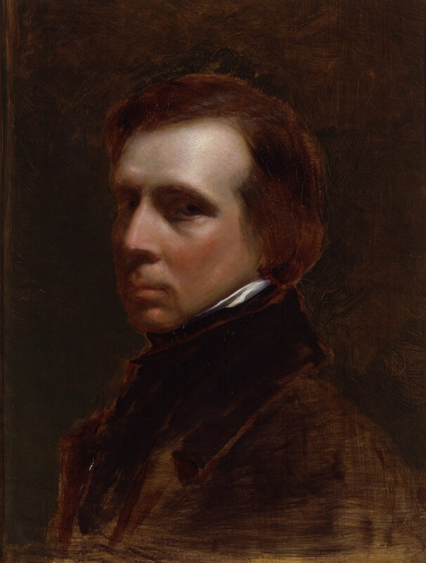 George Richmond, by George Richmond, 1853 - NPG 2509 - © National Portrait Gallery, London