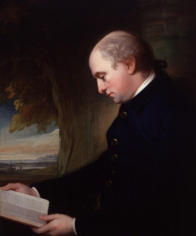 Charles Lennox, 3rd Duke of Richmond and Lennox, by George Romney, 1776-1777 -NPG 4877 - © National Portrait Gallery, London