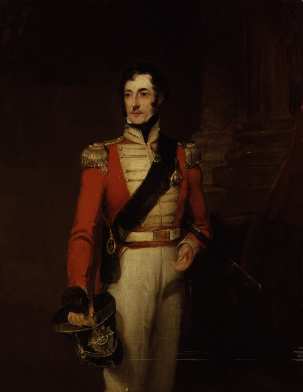Charles Gordon-Lennox, 5th Duke of Richmond and Lennox, by William Salter, 1834-1840 -NPG 3746 - © National Portrait Gallery, London