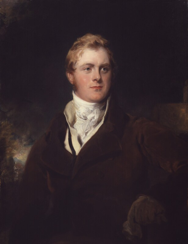 Frederick John Robinson, 1st Earl of Ripon, by Sir Thomas Lawrence, circa 1824 - NPG 4875 - © National Portrait Gallery, London