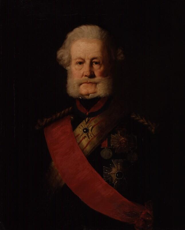Sir Abraham Roberts, by Unknown artist,  - NPG 3928 - © National Portrait Gallery, London