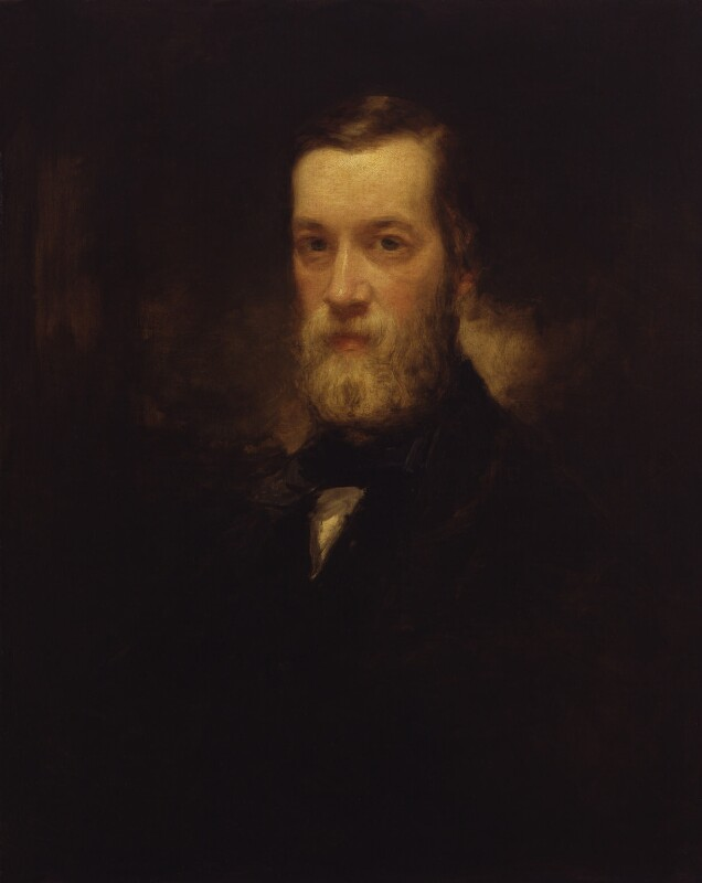 Sir John Charles Robinson, by John James Napier,  - NPG 2543 - © National Portrait Gallery, London