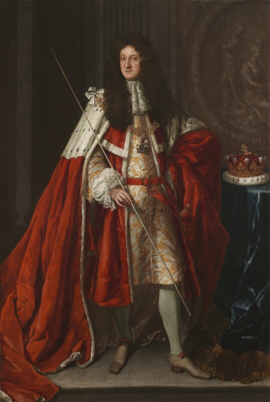 Laurence Hyde, 1st Earl of Rochester, by Sir Godfrey Kneller, Bt, 1685 - NPG 4033 - © National Portrait Gallery, London