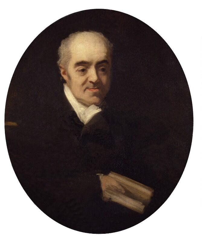 Samuel Rogers, by Thomas Phillips, circa 1817 - NPG 763 - © National Portrait Gallery, London