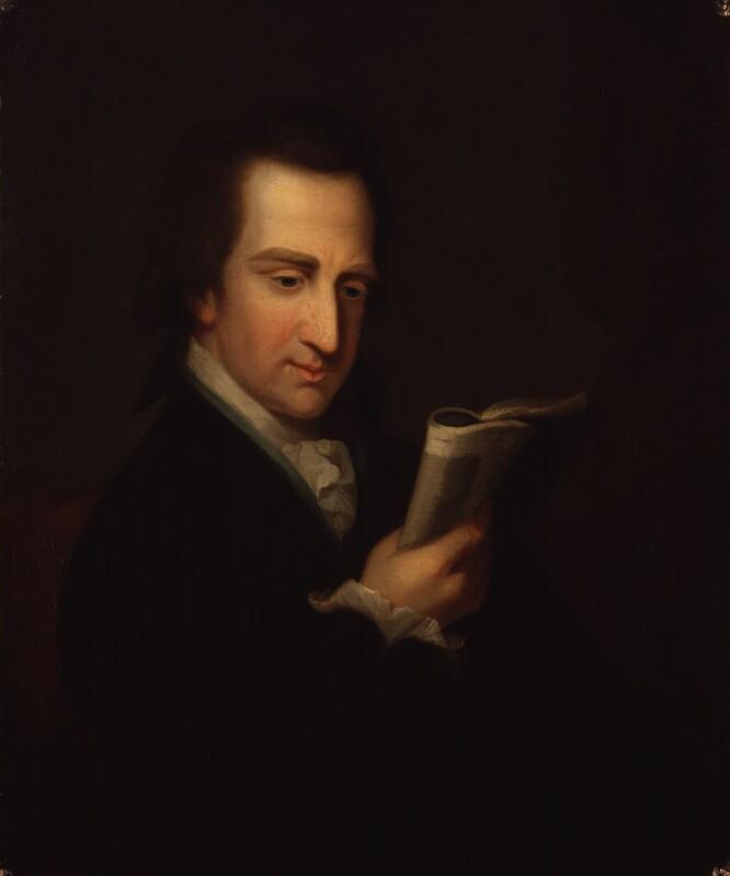 William Roscoe, attributed to John Williamson, circa 1784 - NPG 963 - © National Portrait Gallery, London