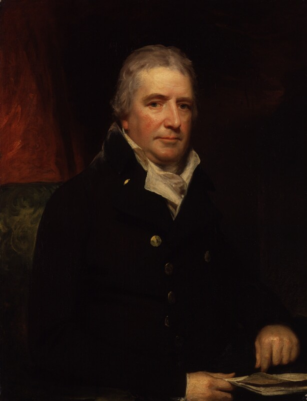 George Rose, by Sir William Beechey, 1802 - NPG 367 - © National Portrait Gallery, London