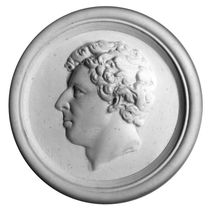 Sir James Clark Ross, by Bernhard Smith, 1843 -NPG 887 - © National Portrait Gallery, London