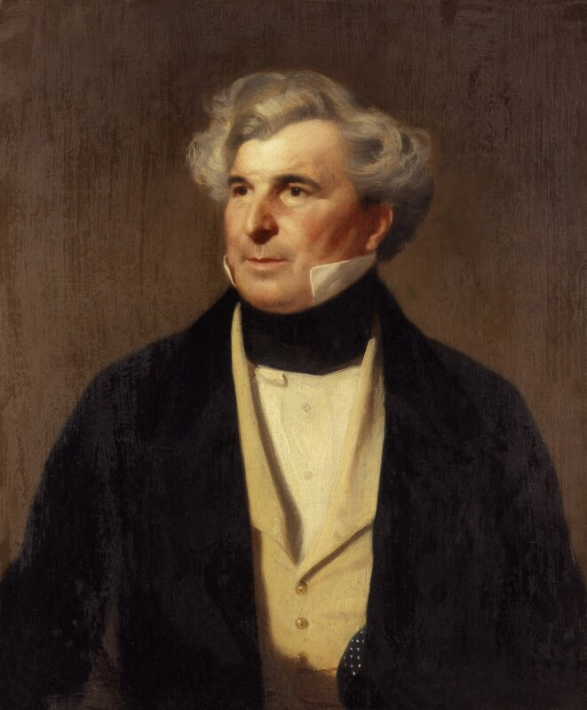 Sir James Clark Ross, by Stephen Pearce, 1850 -NPG 913 - © National Portrait Gallery, London