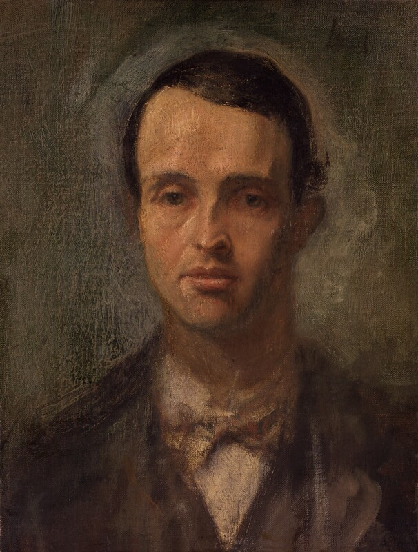 Robbie Ross, by William Rothenstein, 1895-1930 - NPG 6694 - © National Portrait Gallery, London