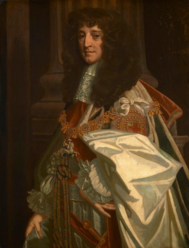 Prince Rupert, Count Palatine, studio of Sir Peter Lely, circa 1670 - NPG 608 - © National Portrait Gallery, London