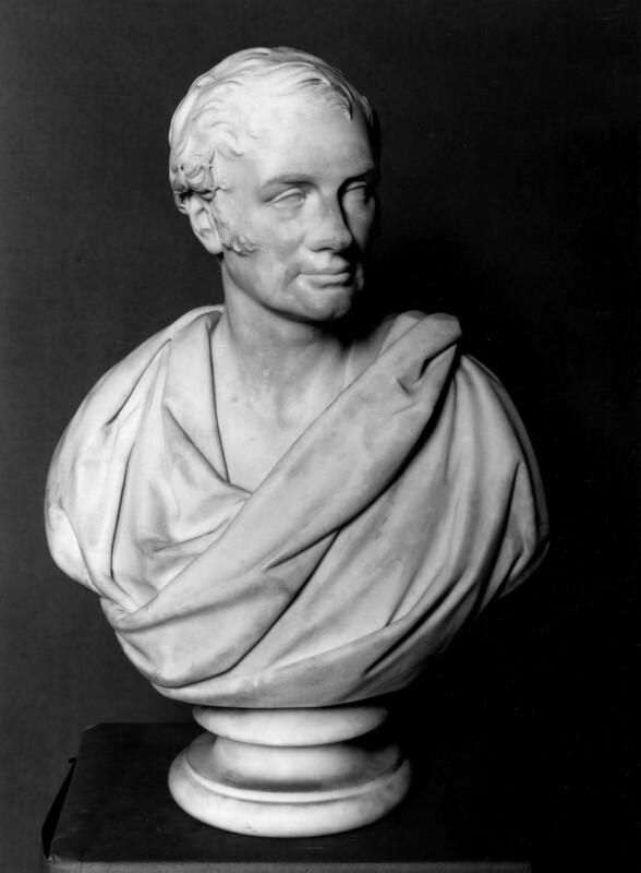 John Russell, 1st Earl Russell, by John Francis, 1832 - NPG 678 - © National Portrait Gallery, London