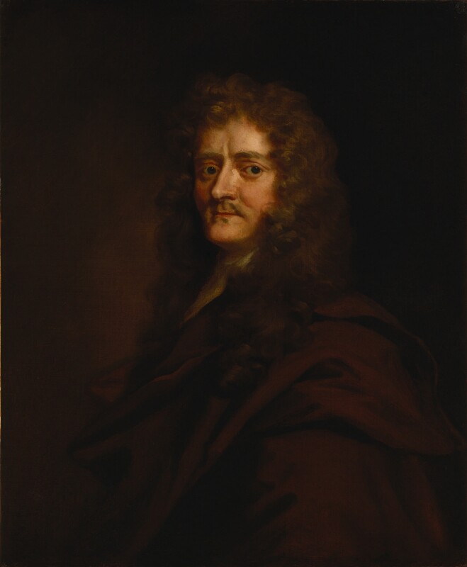 Sir Paul Rycaut, after Sir Peter Lely, based on a work of circa 1679-1680 - NPG 1874 - © National Portrait Gallery, London