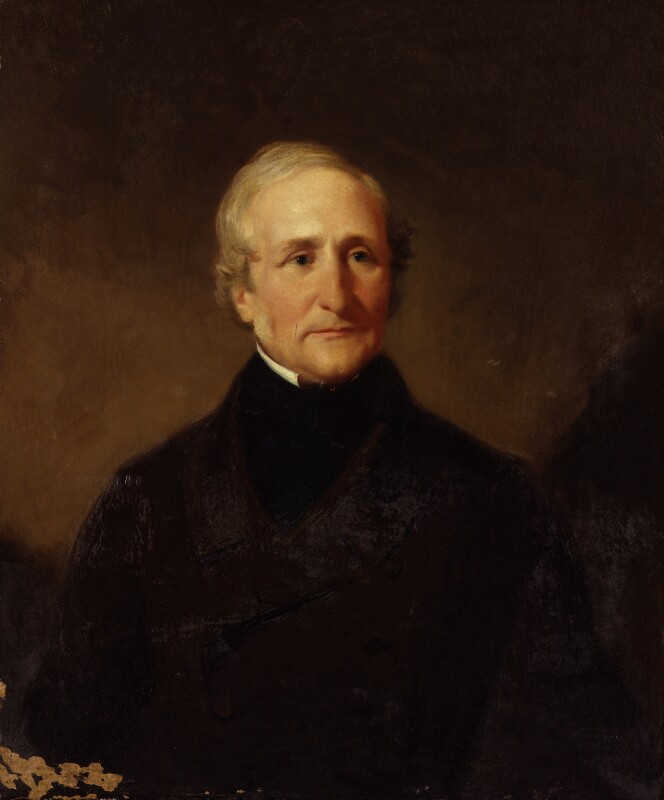Sir Edward Sabine, by Stephen Pearce, 1850 - NPG 907 - © National Portrait Gallery, London