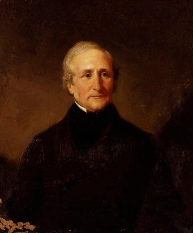 Sir Edward Sabine, by Stephen Pearce, 1850 -NPG 907 - © National Portrait Gallery, London