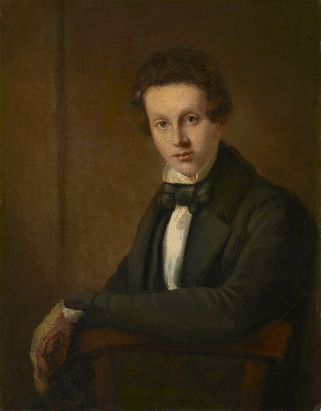 Frederick Sandys, by Anthony Sands, 1848 - NPG 1741 - © National Portrait Gallery, London