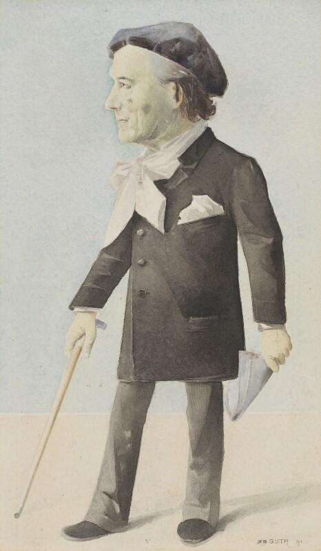 Victorien Sardou, by Jean Baptiste Guth ('GUTH'), 1891 - NPG 4707(27) - © National Portrait Gallery, London