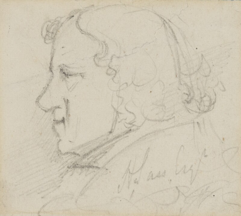 Henry Sass, by Charles Hutton Lear, circa 1839 - NPG 1456(24) - © National Portrait Gallery, London