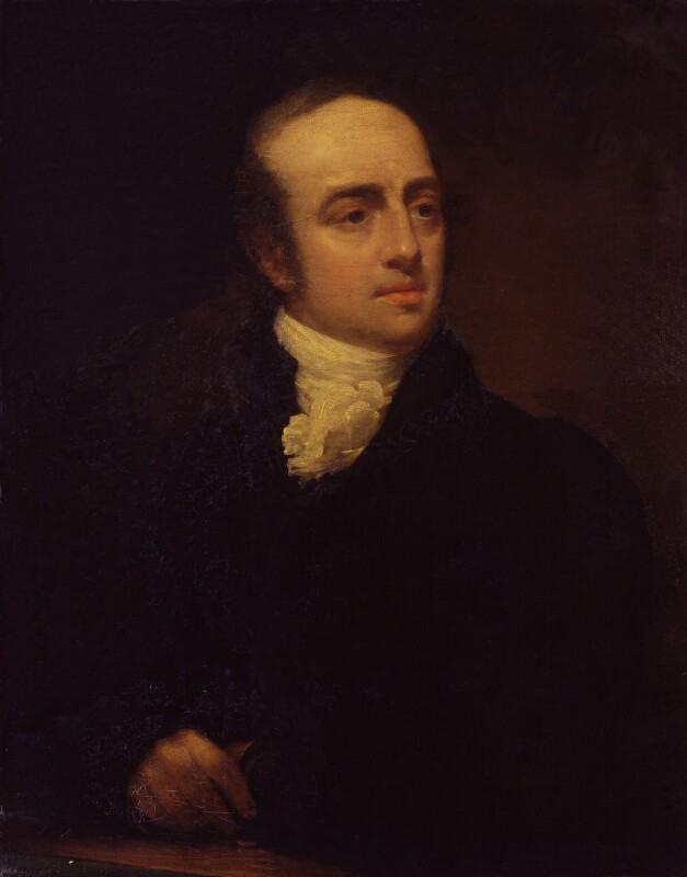 William Say, by James Green, circa 1805-1810 -NPG 1836 - © National Portrait Gallery, London