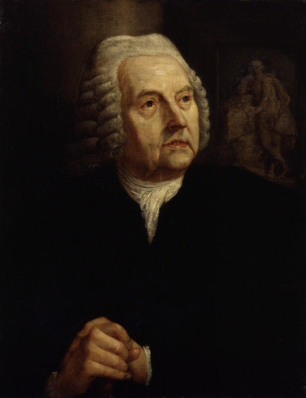 Peter Scheemakers, by Andreas Bernardus de Quertenmont, 1776 - NPG 2675 - © National Portrait Gallery, London
