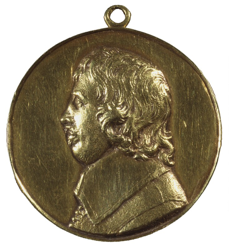 Henry Scobell, by Thomas Simon, 1649 - NPG 4363 - © National Portrait Gallery, London