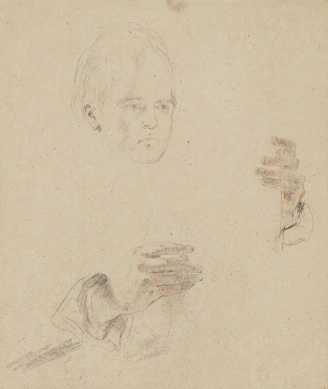 Sir Walter Scott, 1st Bt, by Sir William Allan, 1831 - NPG 2646 - © National Portrait Gallery, London