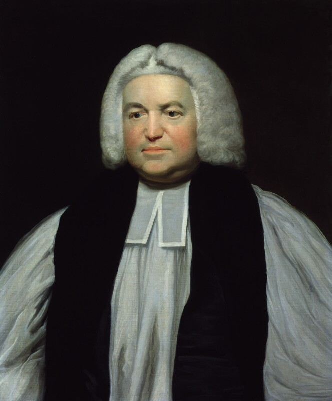 Thomas Secker, after Sir Joshua Reynolds, based on a work of circa 1764-1765 - NPG 850 - © National Portrait Gallery, London