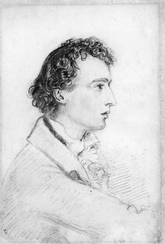 Joseph Severn, by Joseph Severn, circa 1820 - NPG 3091 - © National Portrait Gallery, London