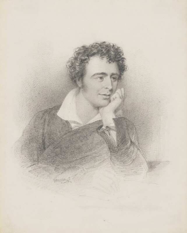 Probably Joseph Severn, by John Partridge, 1825 - NPG 3944(20) - © National Portrait Gallery, London