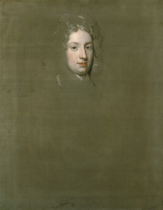 Richard Boyle, 2nd Viscount Shannon, by Sir Godfrey Kneller, Bt, circa 1710 - NPG 3235 - © National Portrait Gallery, London