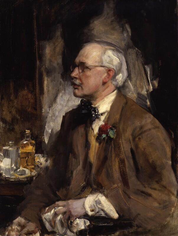 Sir James Jebusa Shannon, by Sir James Jebusa Shannon, circa 1919 - NPG 4412 - © National Portrait Gallery, London