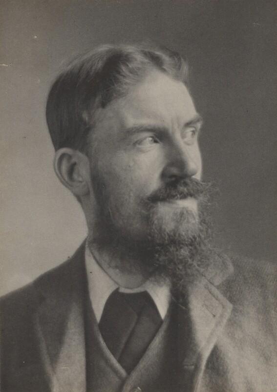 George Bernard Shaw, by Frederick Henry Evans, 1896 - NPG P113 - © National Portrait Gallery, London