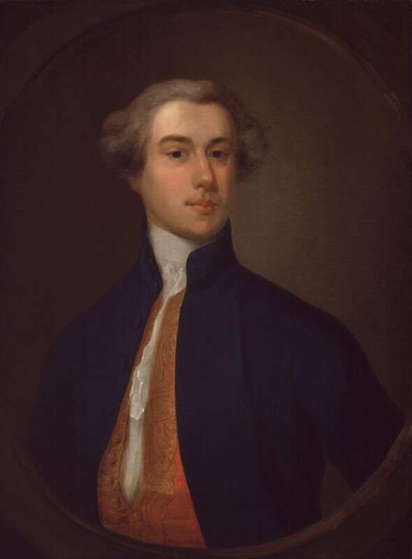William Shenstone, by Thomas Ross, 1738 - NPG 4386 - © National Portrait Gallery, London