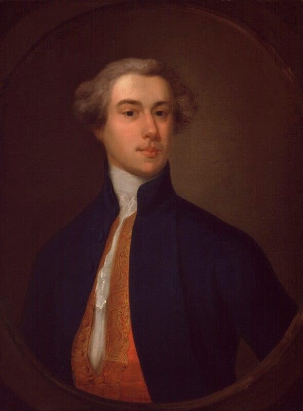 William Shenstone, by Thomas Ross, 1738 - NPG 4386 - © National Portrait Gallery, London