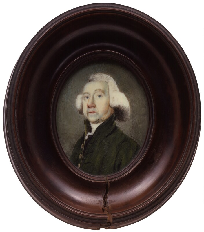 Humphry Sibthorp, by Unknown artist, circa 1794 - NPG 4408 - © National Portrait Gallery, London