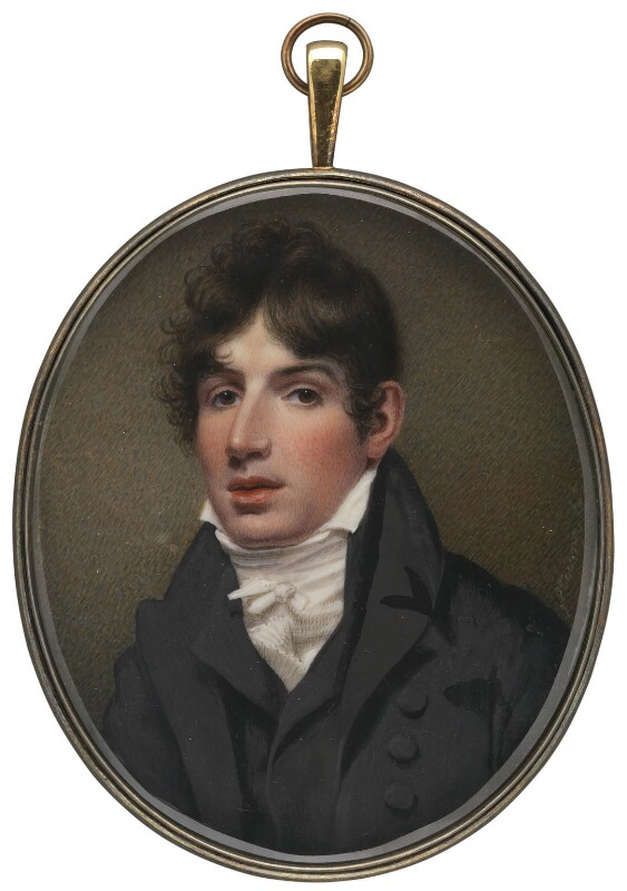 Henry Siddons, by Samuel John Stump, 1808 - NPG 4879 - © National Portrait Gallery, London