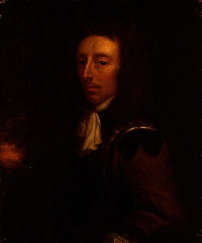 Algernon Sidney, after Justus van Egmont, based on a work of 1663 - NPG 568 - © National Portrait Gallery, London