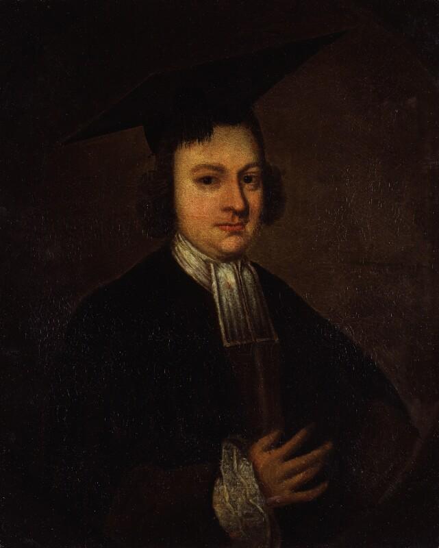 Christopher Smart, by Unknown artist, circa 1745 - NPG 3780 - © National Portrait Gallery, London