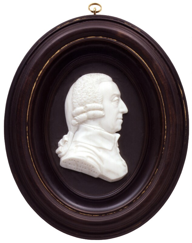 Adam Smith, by James Tassie, 1787 - NPG 3237 - © National Portrait Gallery, London