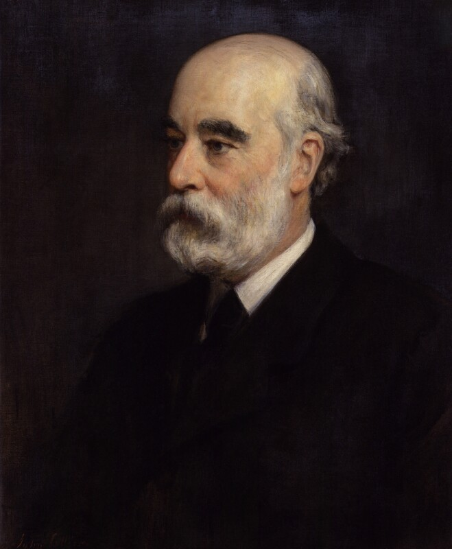 George Smith, by John Collier, 1901 - NPG 1620 - © National Portrait Gallery, London